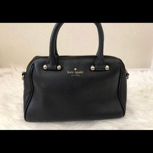 Kate Spade Mini Black Purse